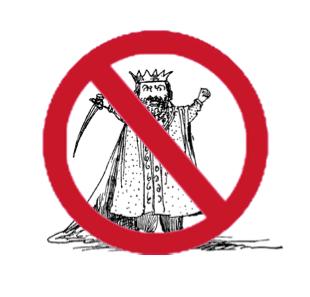 No petty tyrants