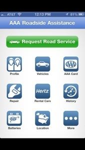 AAA Roadside Assistance? There's an app for that!   Stephen