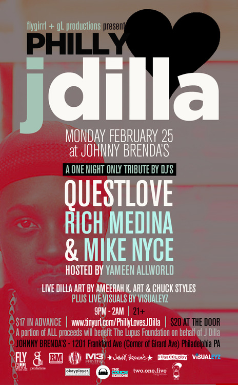 Philly Love J Dilla