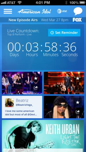 American Idol App