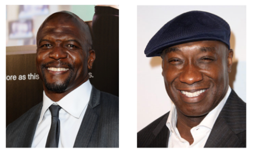 Terry Crews is not Michael Clarke Duncan.