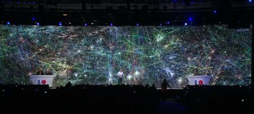 Google IO backdrop