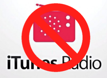 Streaming iTunes Radio is like Chinese Water Torture.