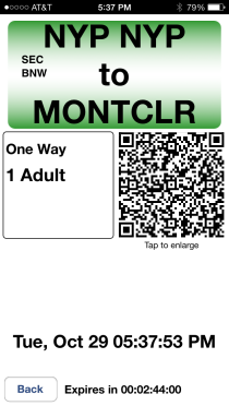 MyTix ticket to Montcleezy