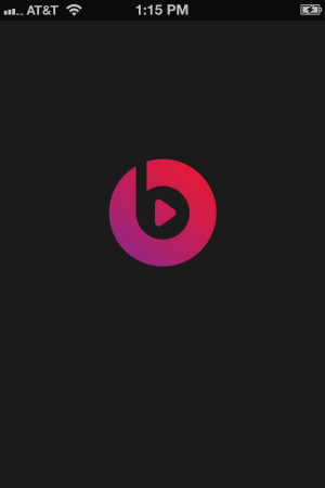 Beats Music iOS