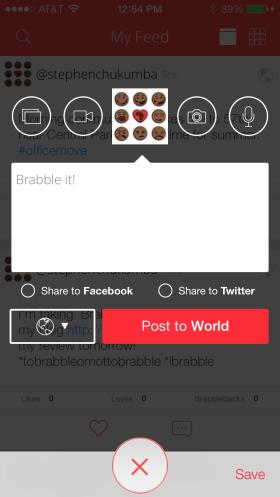 Brabble overlay